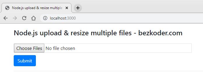 node-js-upload-resize-multiple-images-demo-open-browser