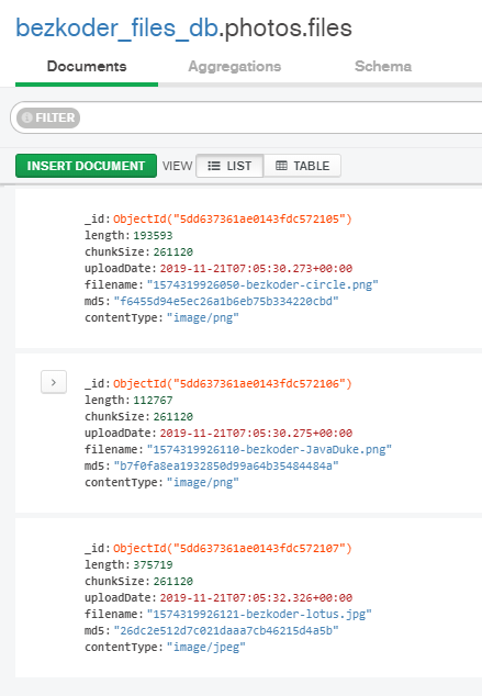 node-js-upload-store-images-mongodb-demo-multiple-images-db-result-1