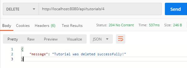 django-mysql-crud-rest-framework-example-delete-one