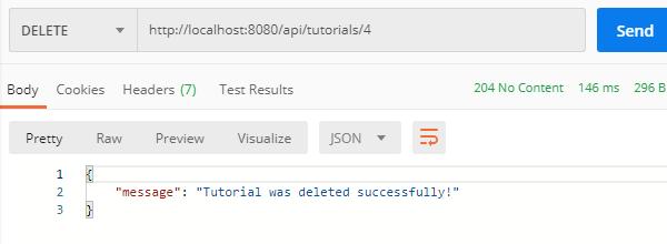django-postgresql-crud-rest-framework-example-delete-one