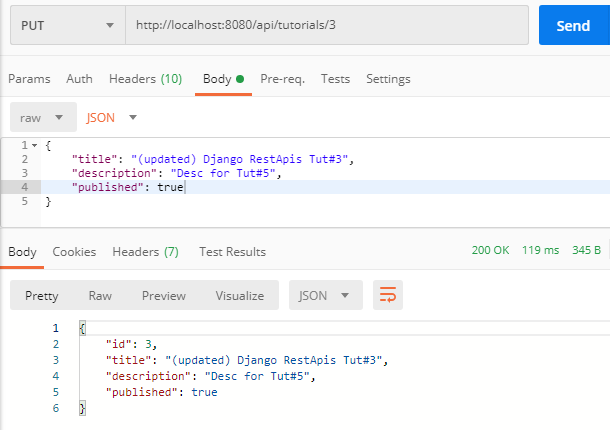 django-postgresql-crud-rest-framework-example-update