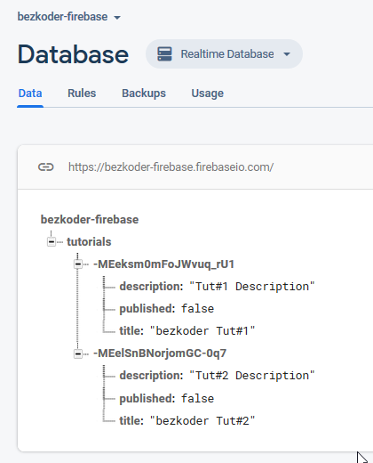 react-firebase-crud-realtime-database-create-db