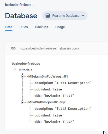 react-firebase-hooks-crud-realtime-database-create-db