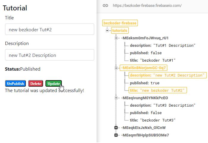 react-firebase-hooks-crud-realtime-database-update