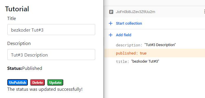 react-hooks-firestore-example-crud-app-update-status