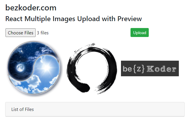 react-js-multiple-image-upload-with-preview-example-before-upload
