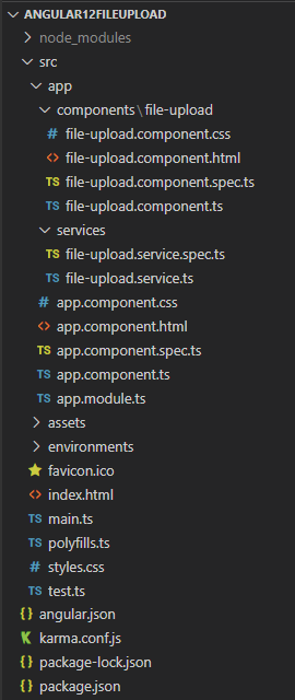 angular-12-spring-boot-file-upload-example-client-project-structure